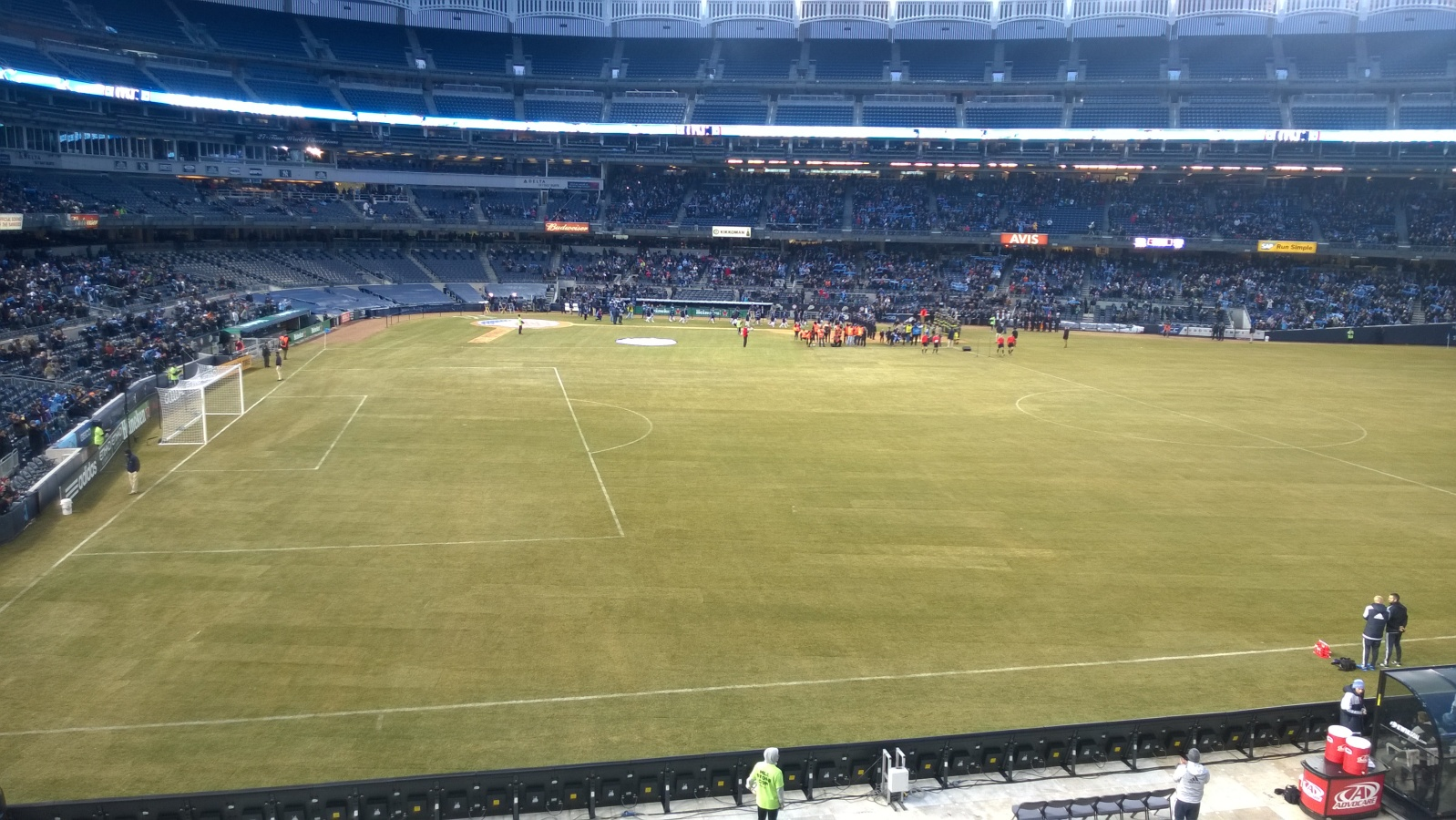 View From My Seat Nycfc Forums